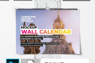 Mockup-Wandkalender-Wall-Calendars-.psd-Download