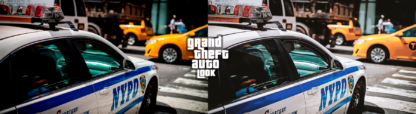 GTA Look Action Photoshop Download Grand Theft Auto City